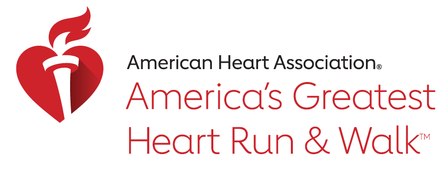 america's greatest heart run & walk