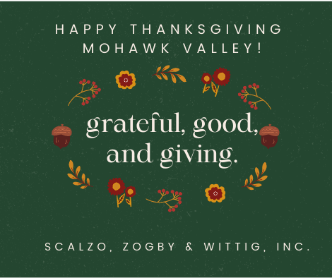 happy thanksgiving mohawk valley